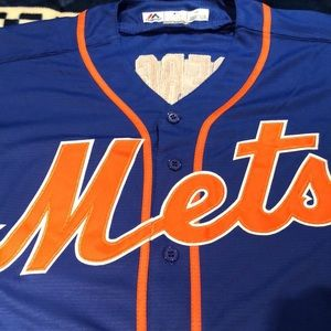 Other - 2018-2019 New York Mets Blue #34 Syndergaard